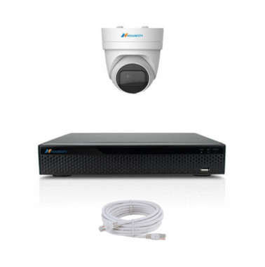 KOMPLETNY SYSTEM DO MONITORINGU WIDEO - IP-D120P-1