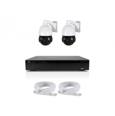 KOMPLETNY SYSTEM DO MONITORINGU WIDEO - HD-D20PTZ-2